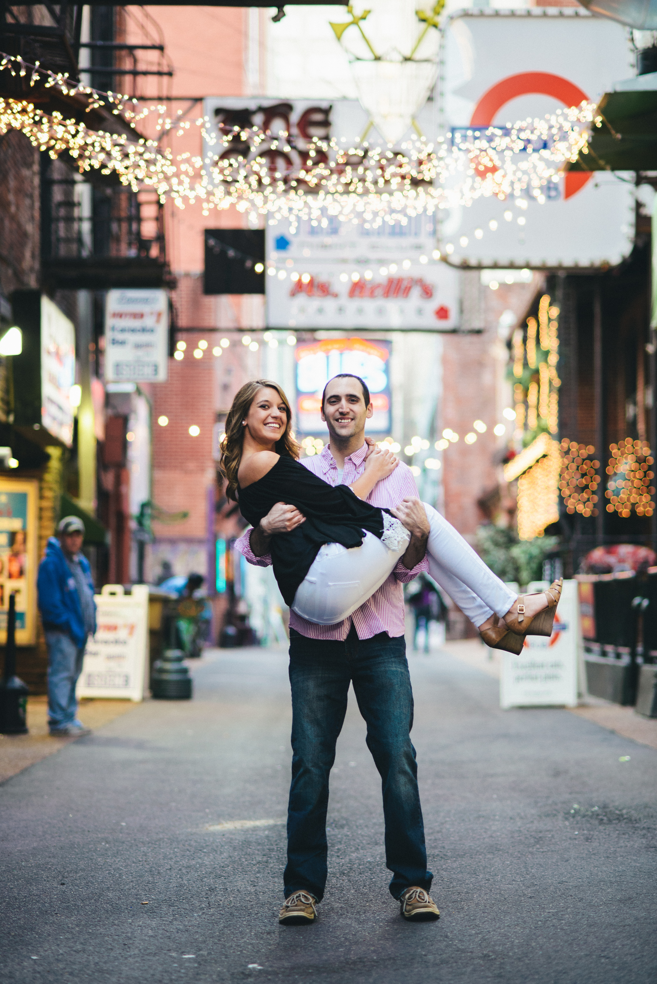 Alyson & Tanner
