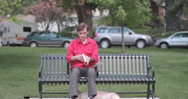 """Reel NW: The Park Bench."" -"