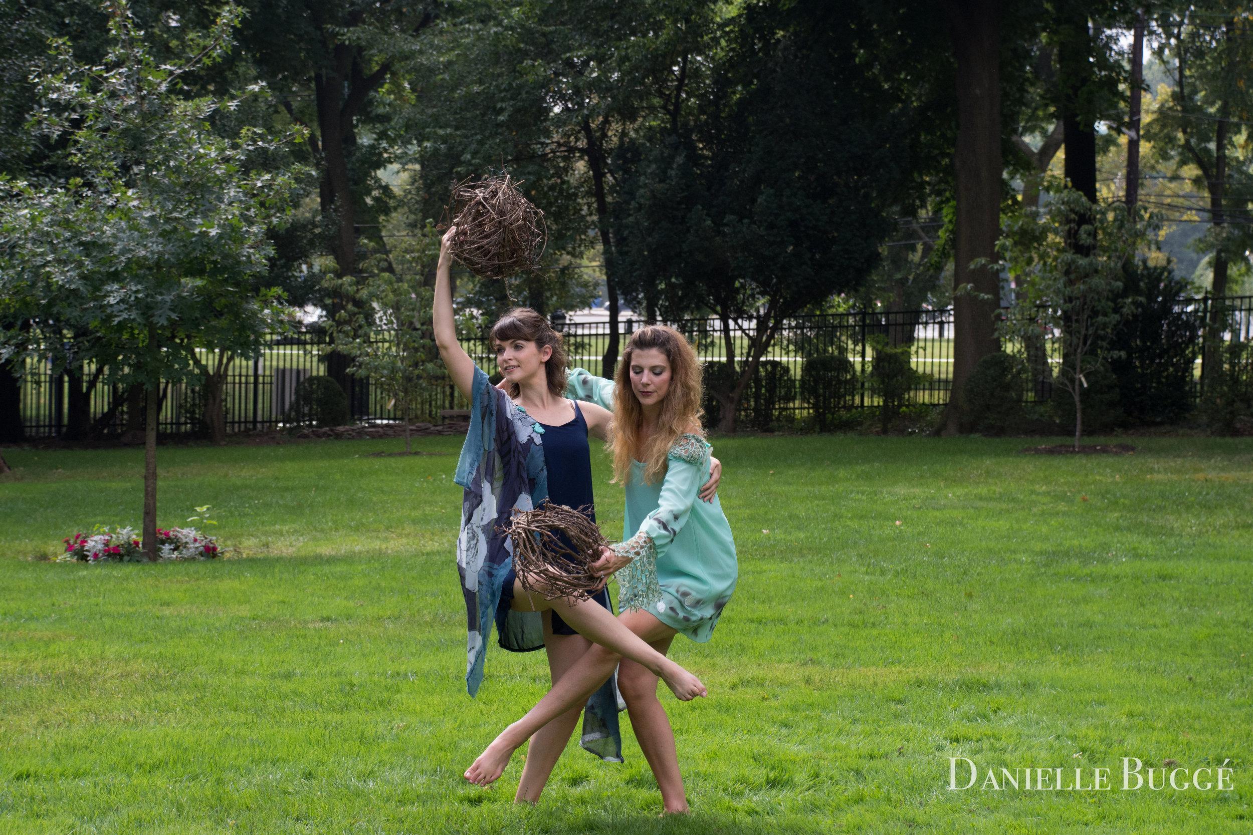 Nikki Manx Dance Project. Photography by Danielle Buggé