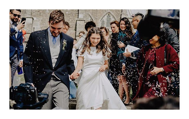 Celebrities for a day, Sam & Dasha make their escape #confetti #wehavedoneit #joy #happiness #day1 . . . . . . . . . #adventureweddingphotographer #destinationwedding #authentic #organicwedding #storyteller #unposed #documentarywedding #candidwedding #love #naturalwedding #greenwedding #fujiweddingphotographer #fujifilm_uk #lifesmomentscaptured #tellingstories #storiesthroughalens #chesterwedding #chesterweddingPhotographer #cheshirewedding