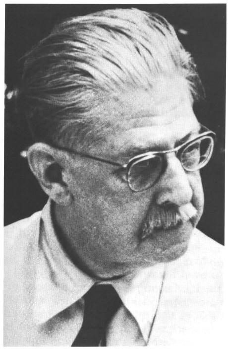 Alsatian Egyptologist and Hermetic philosopher, René Schwaller de Lubicz. Plan-de-Grasse, c. 1960.