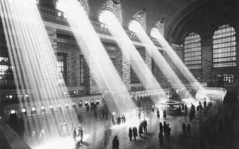 Main Concourse,Grand Central Terminal.
