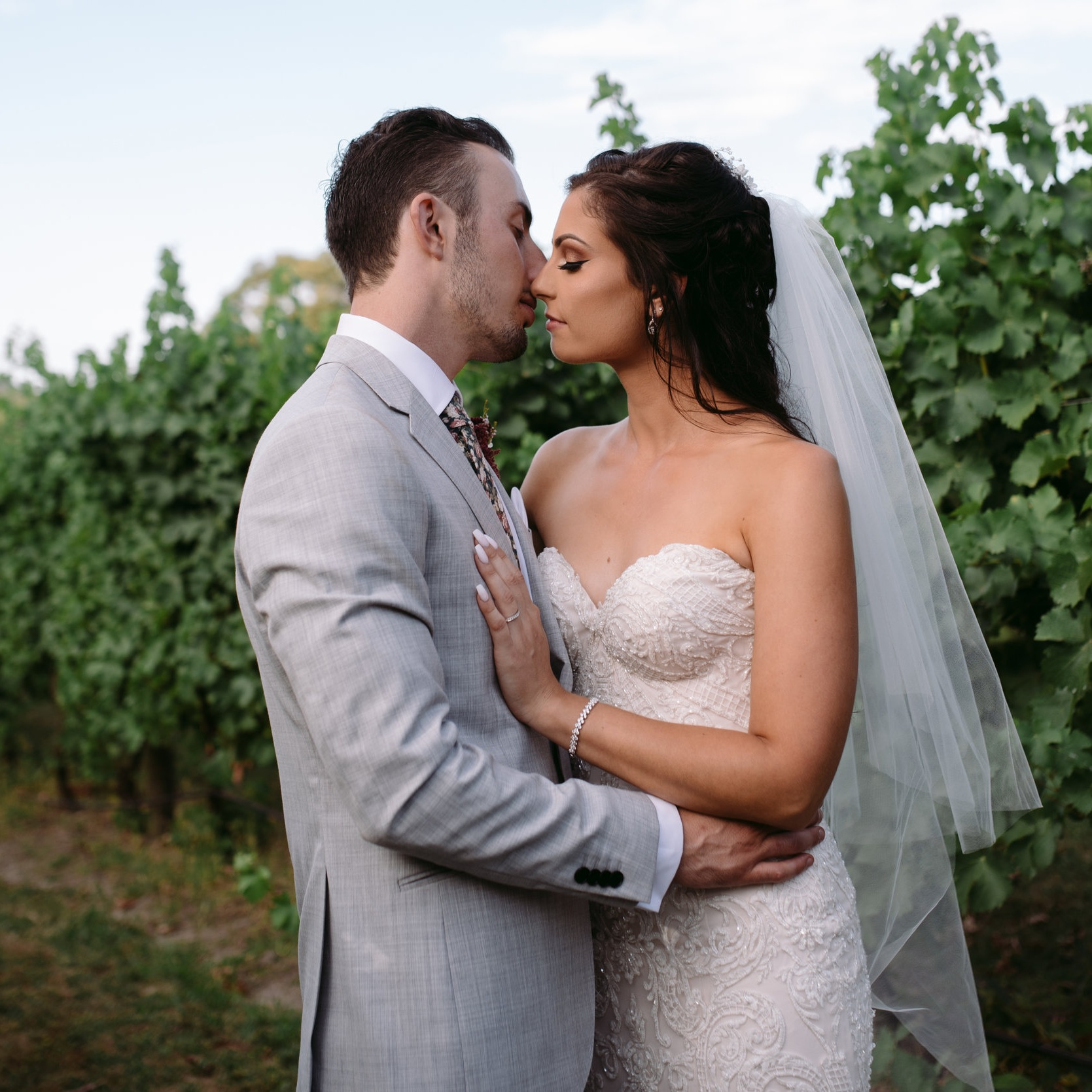 Nicole & Dean's Yarra Ranges Estate Wedding