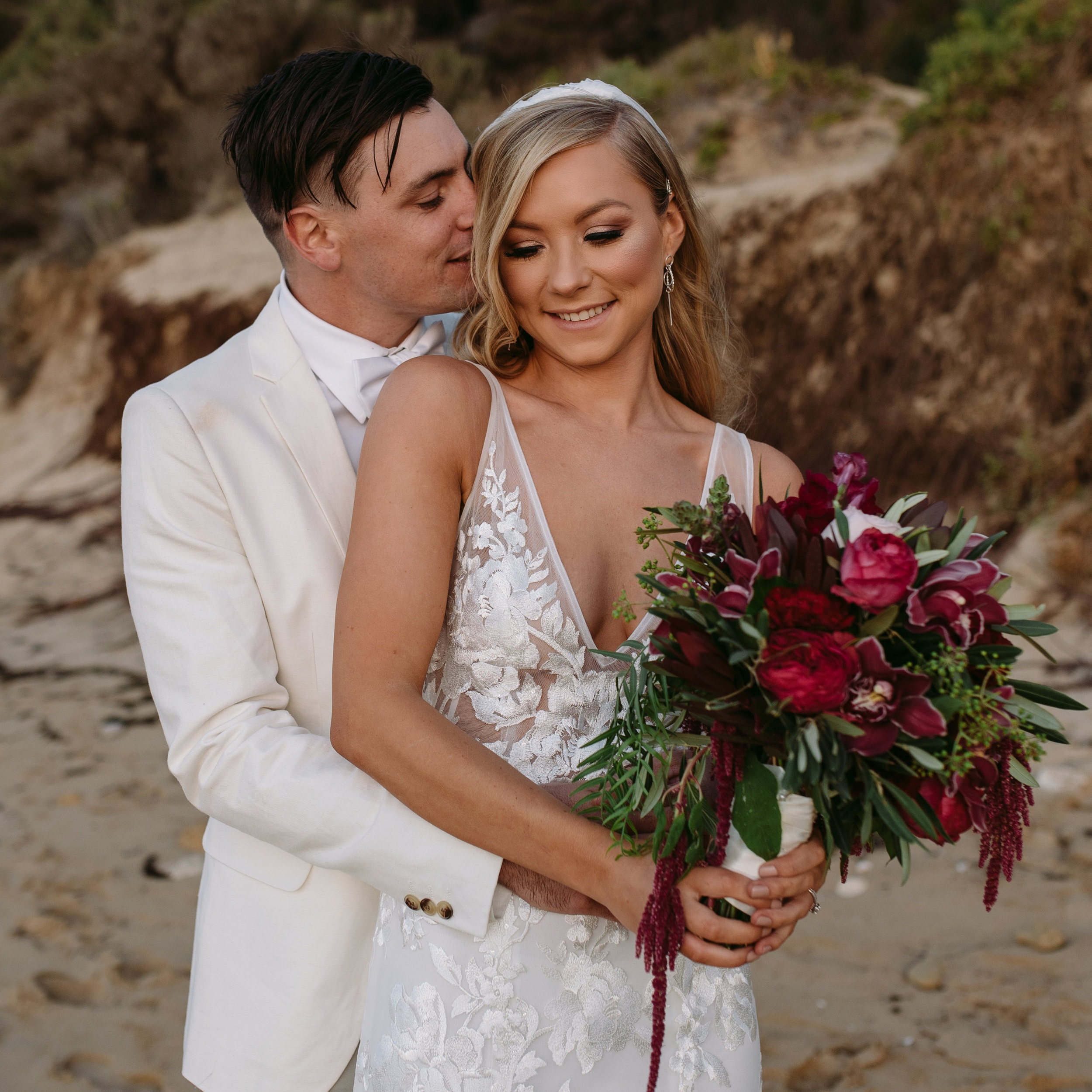Lucy & Timmy's Portsea Hotel Wedding