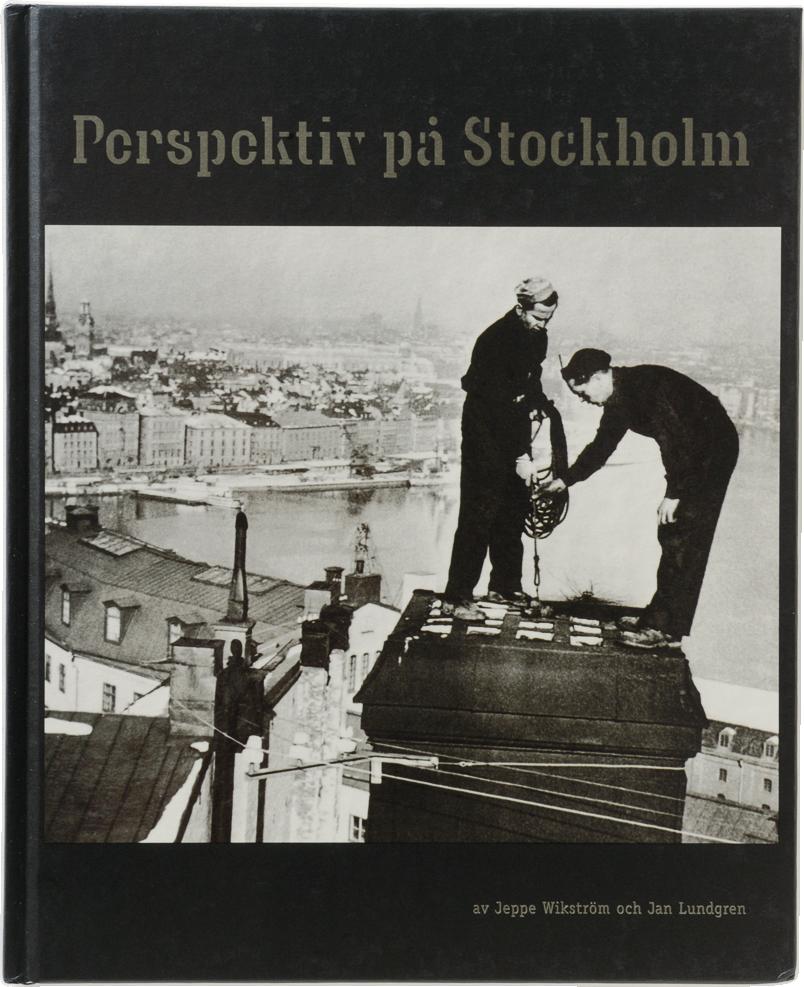 Perspektiv på Stockholm