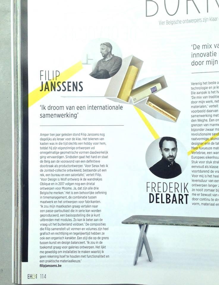 Copy of Eigen huis // Magazine - juli 2016