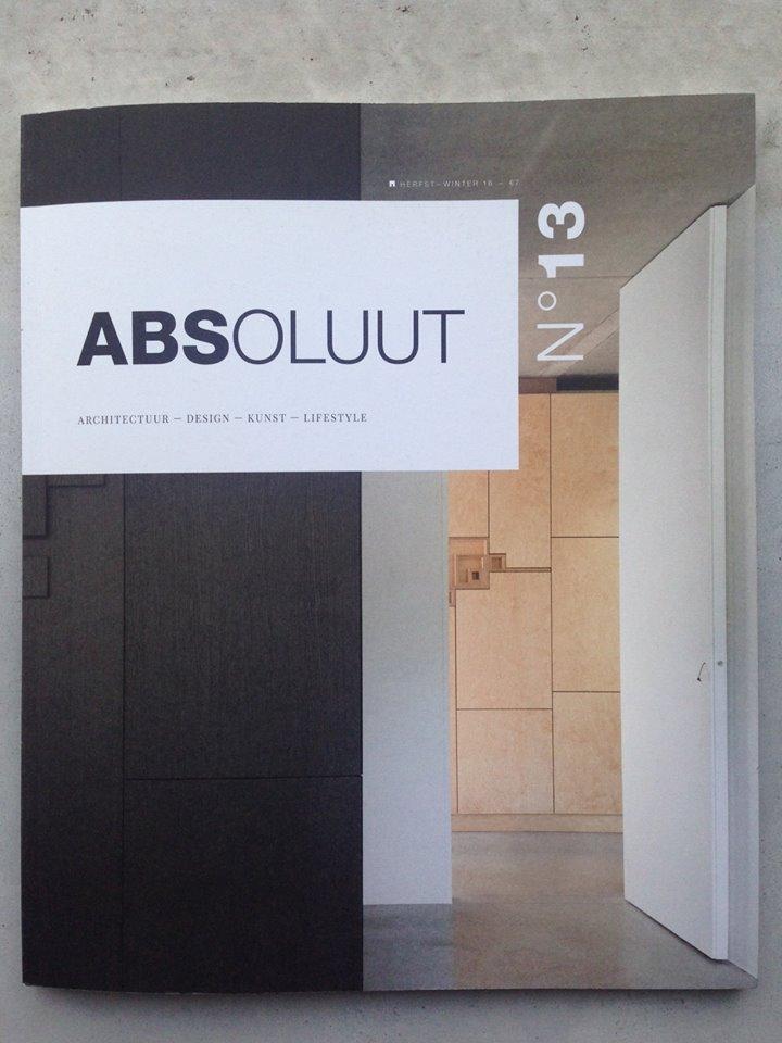 Copy of Absoluut / 2016