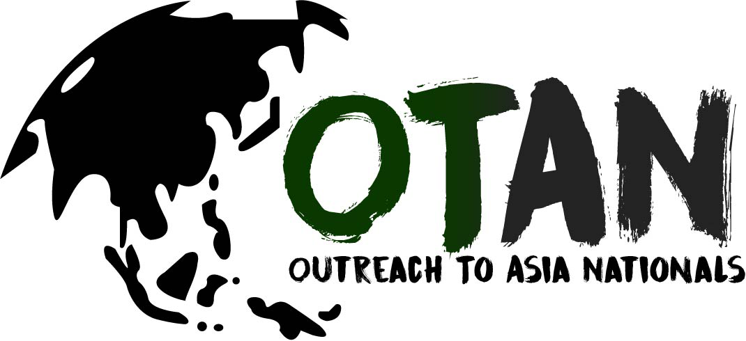 Outreach to Asian Nationals -