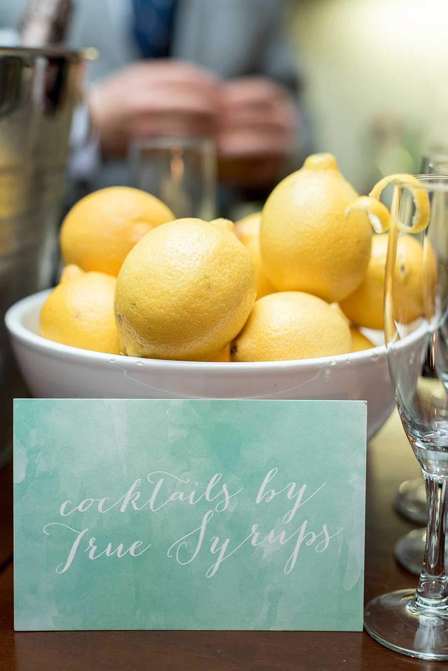 Minted  collaborated with these beautiful signs and the super fun #likeabossparty backdrop