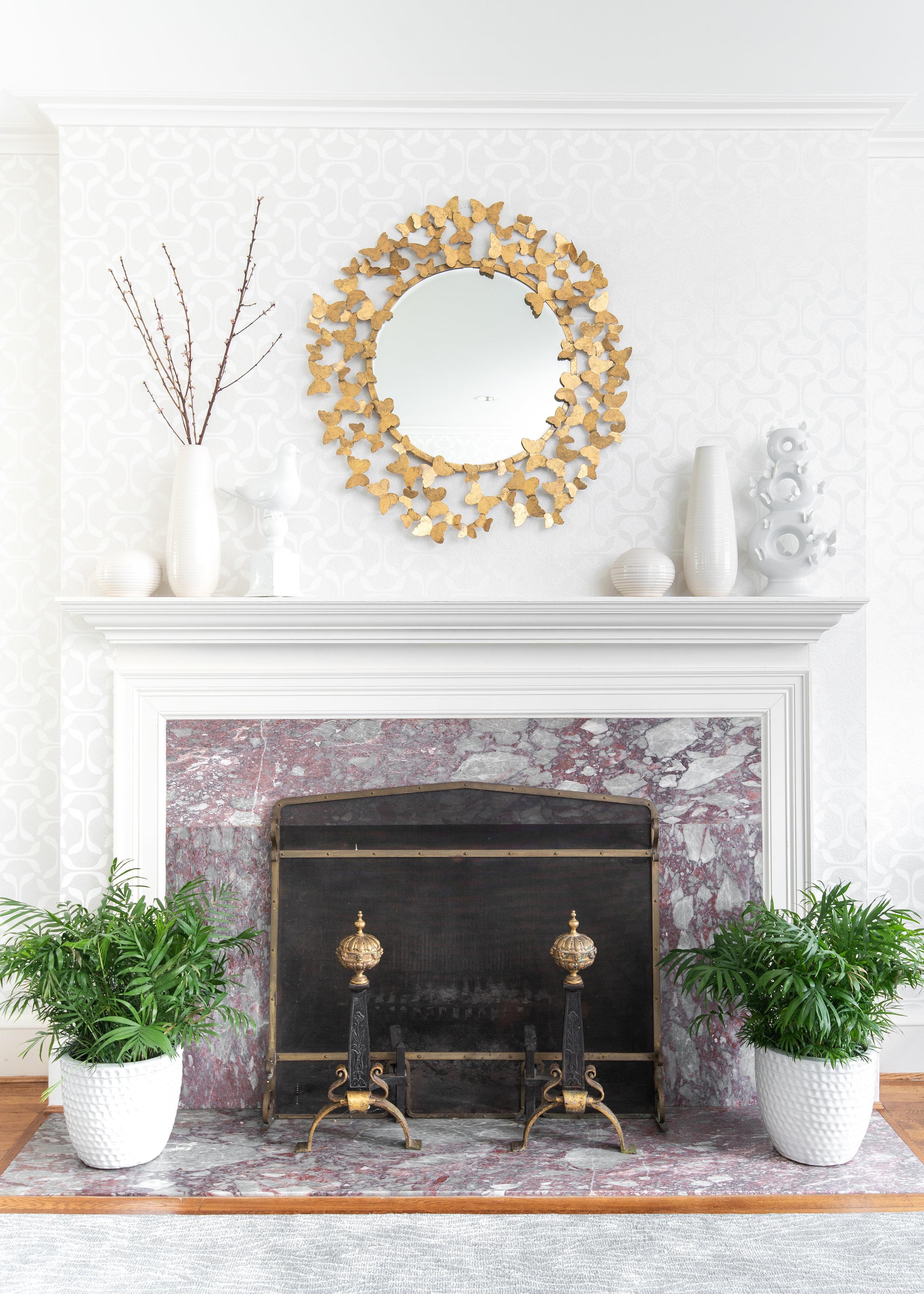 elegant-fireplace-mantle-purple-stone-gold-mirror-interior-design-dmv-decorator-dc-mariella-cruzado-splendor-styling.jpg