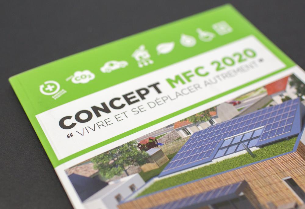 C'est une démarche collaborative entreseizeindustriels à la pointe de l'expertise enmatière detechnologies vertes qui a permisde résoudre l'équation : Maison individuelle +véhicule électrique = Zéro énergie, zéro C02.Une performance énergétique supérieure de60 % à celle requise par la norme RT2012 !