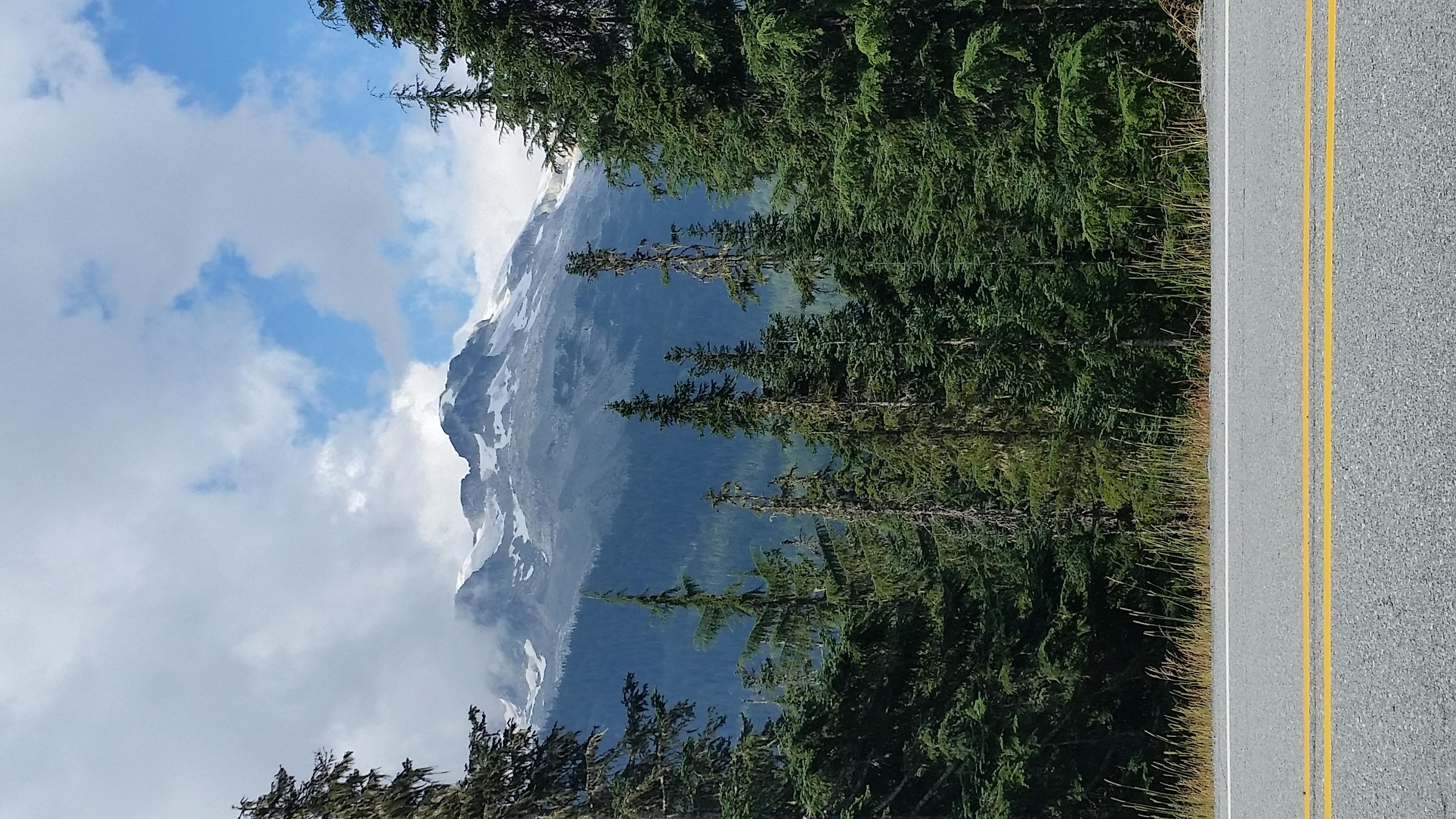 Horstman Glacier.