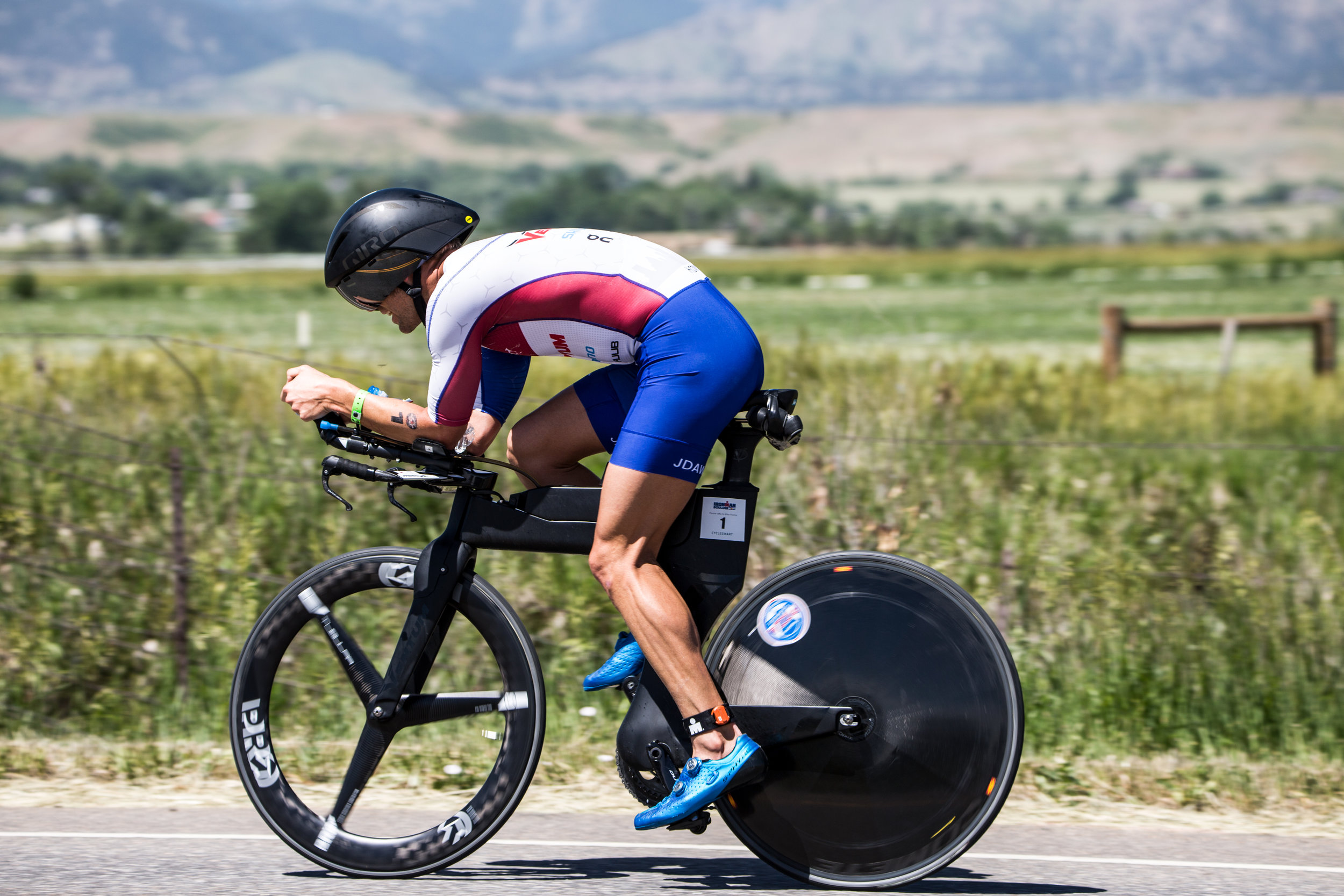2018 Ironman Boulder; Photo: Jeff Yingling