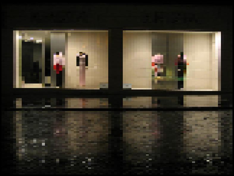 Krizia, 2009 by Jonathan Lewis.