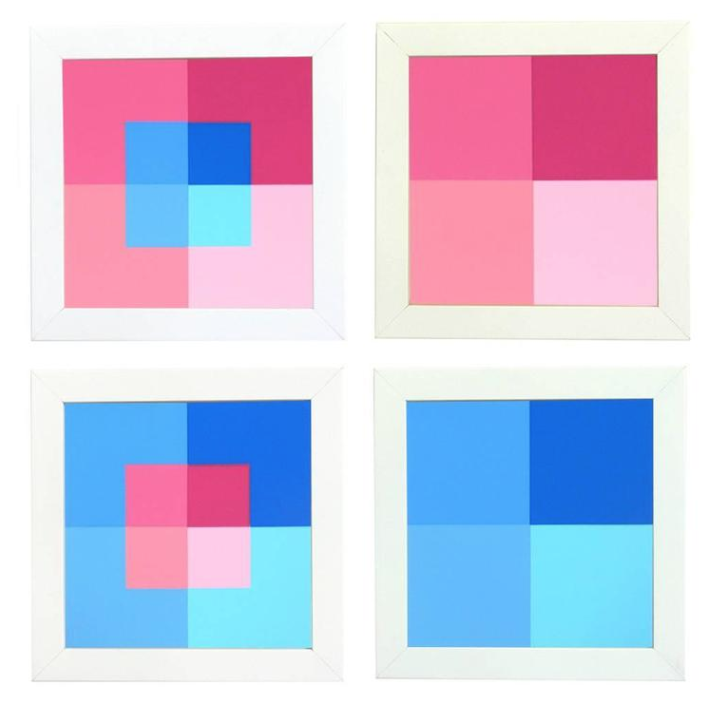 Interaction of Colour for Sale, by Josef Albers