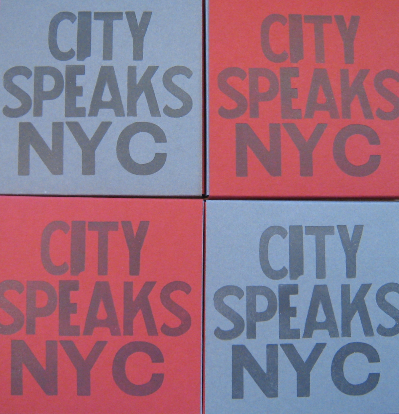 CitySpeaks NYC - Covers