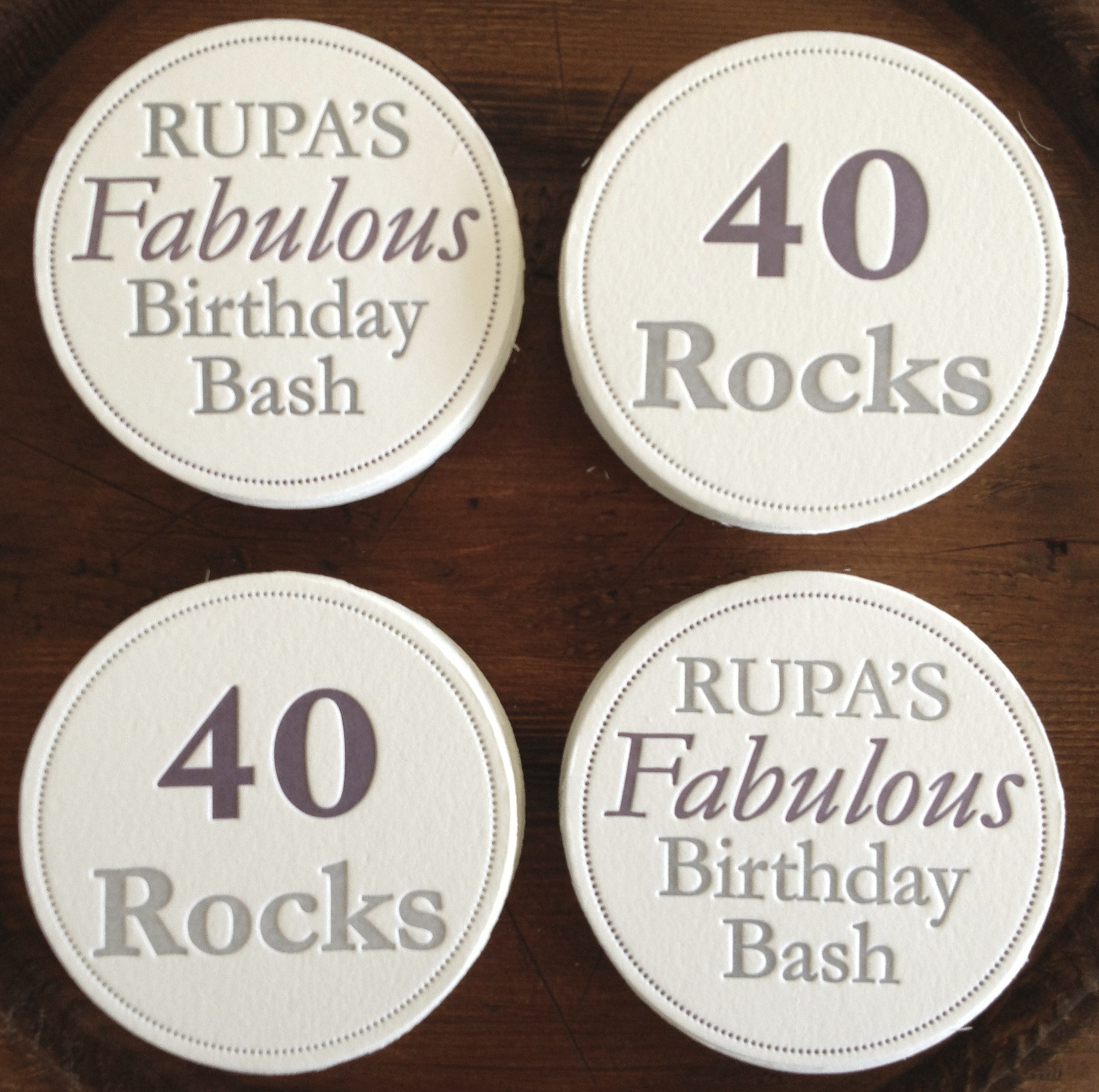 Rupa' Fabulous Forty
