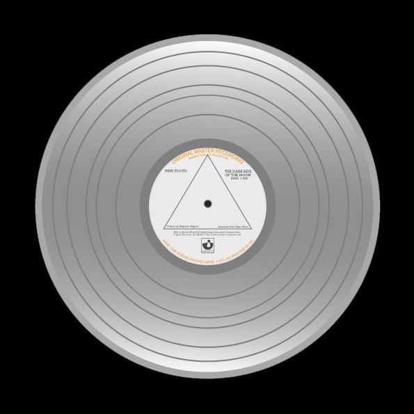 Vinyl and vinyl sticker replication