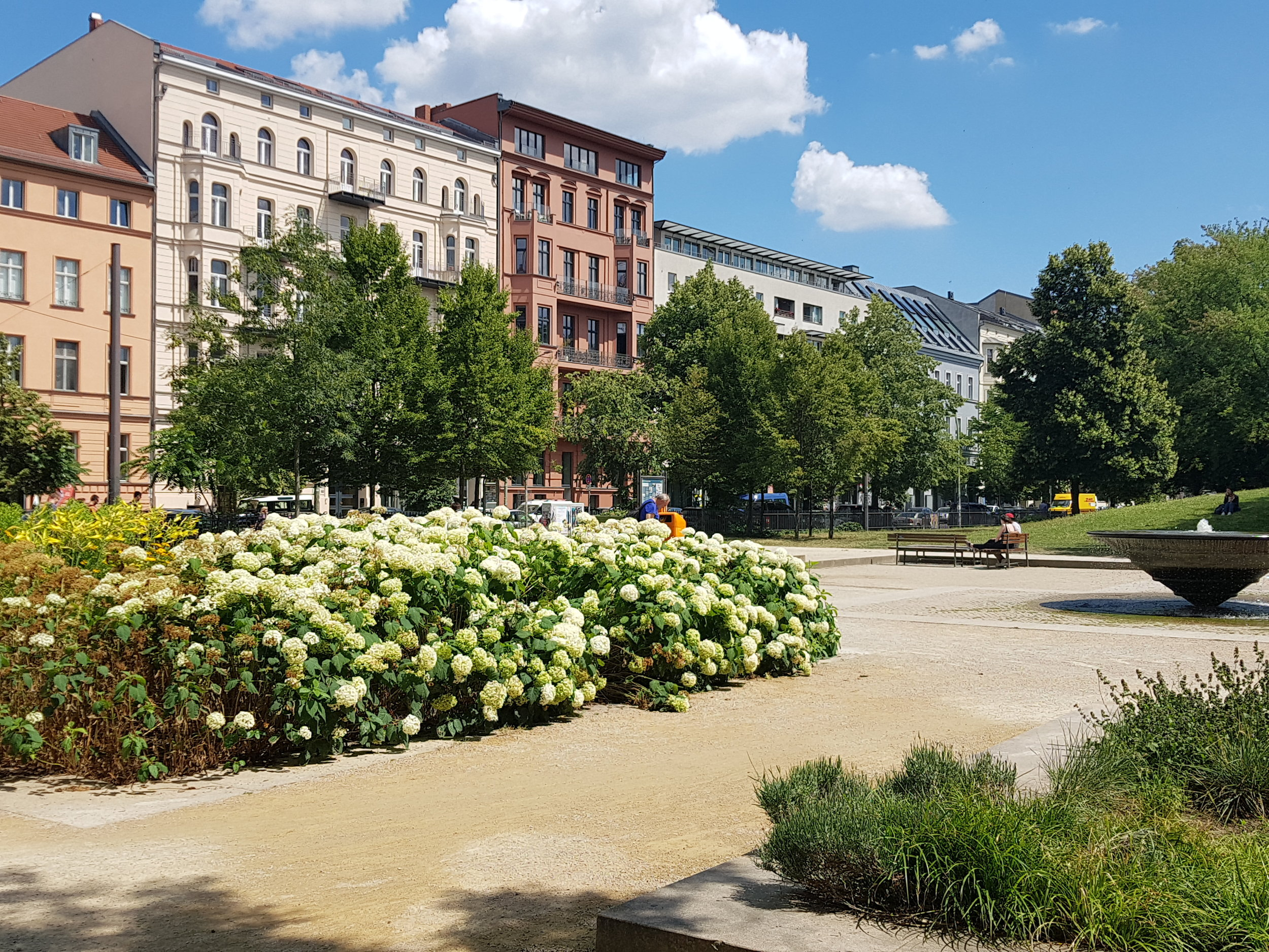 Monbijou Park, Berlin