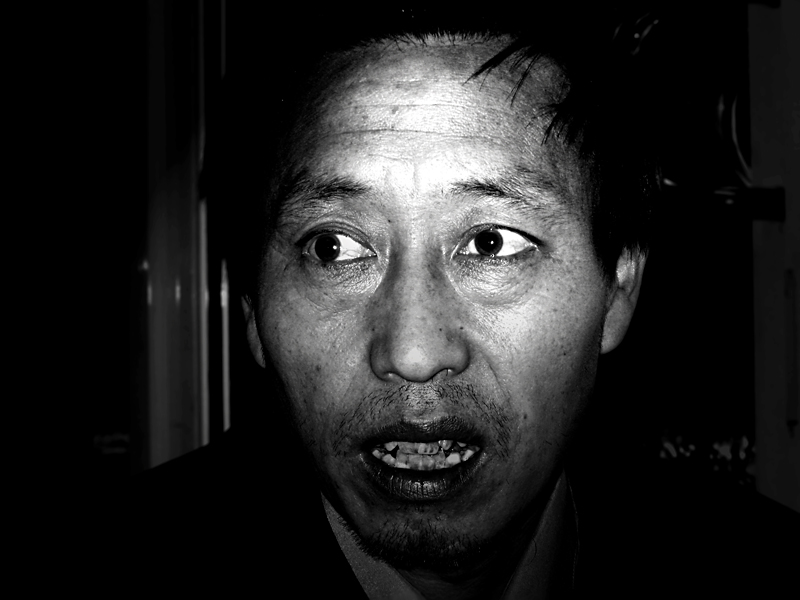 2008 was a difficult year for most migrant workers in Beijing. Having survived the deadly earthquake in his hometown,Wang's family was then forced to return to SiChuan for nearly 2 months because of the Olympic games.One day in October 2008, Mr. Wang suddenly showed up at my office.His wife XiuLan was diagnosed with cerebral thrombosis, and he was desperate for money to cure her.
