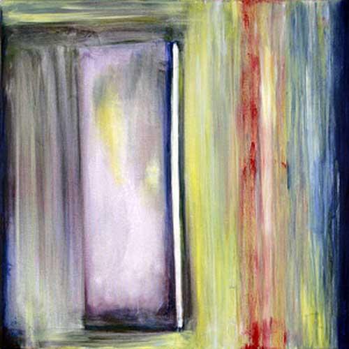 GEORG PIESCH, The Door. £1,450.