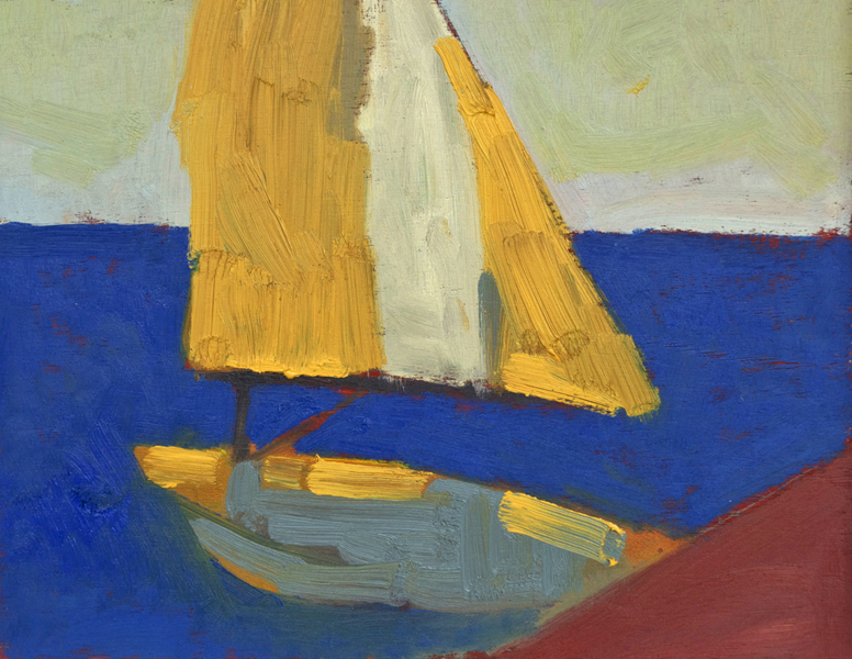Boat by James Reynolds