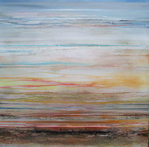 MIKE BELL, Sunset Low....£970.