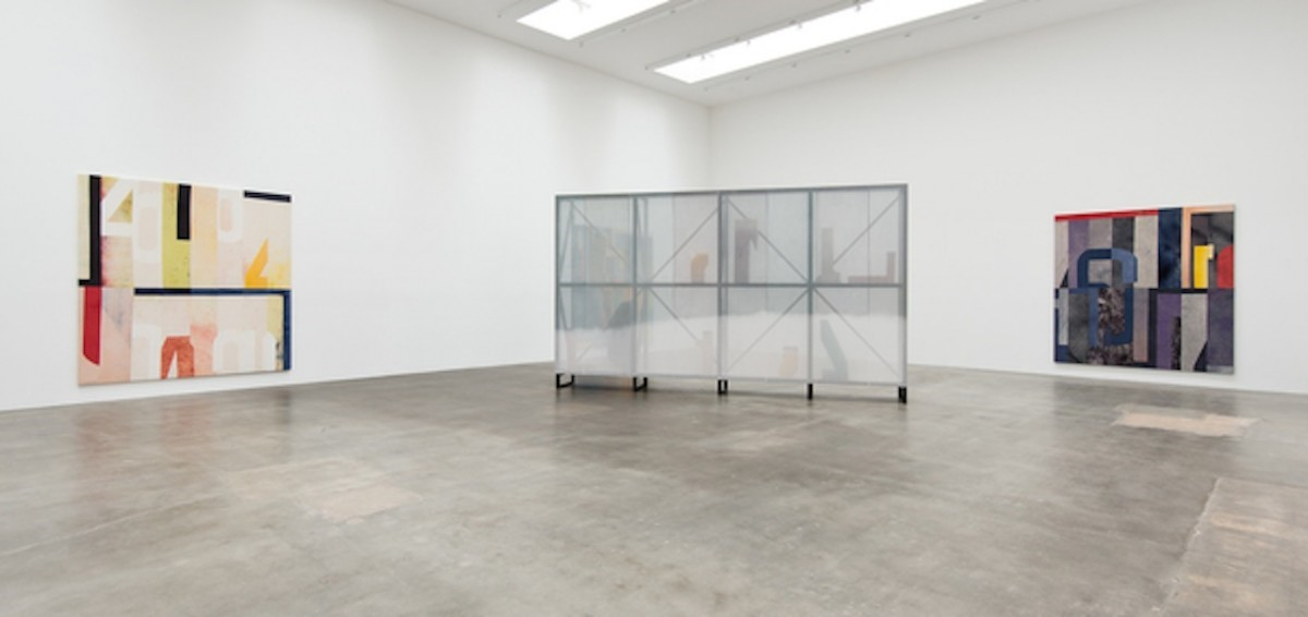 Pia Camil, The Little Dog Laughed, installation view, image courtesy Blum and Poe
