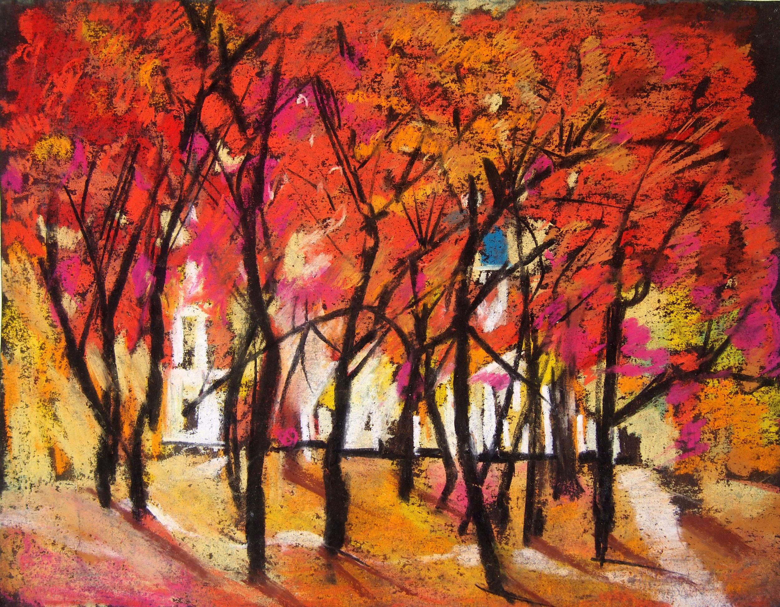 VASILE DOHOTARU, Autumn....£490.