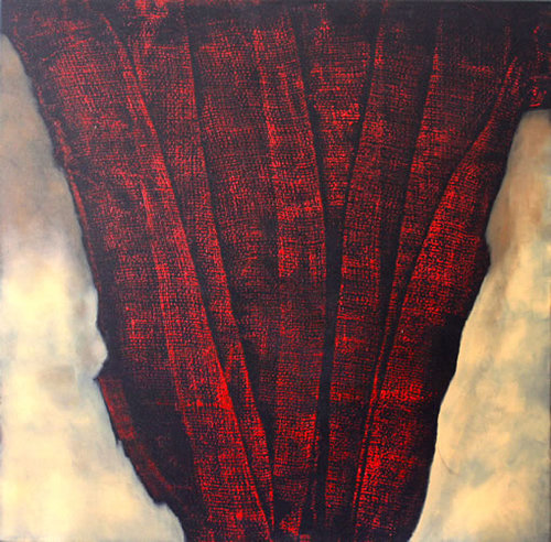 Red I by Roanne Martin