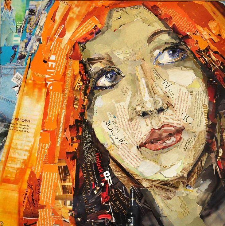 Gypsy Girl by Sukanta Dasgupta