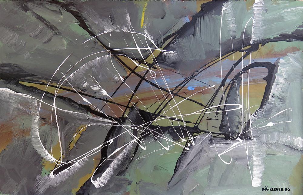 KLEVER, Untitled. £2,825.