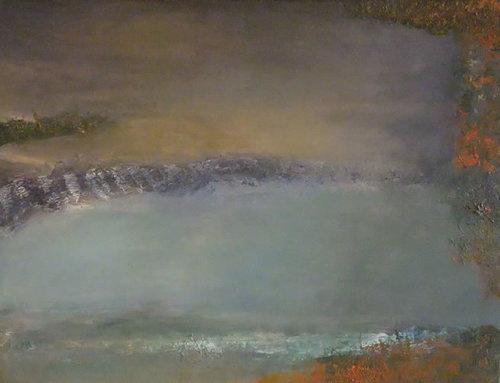 Pond by Roanne Martin