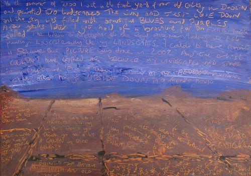 TIM BRADFORD, Cahermacrusheen: The Magical Landscape In My Head