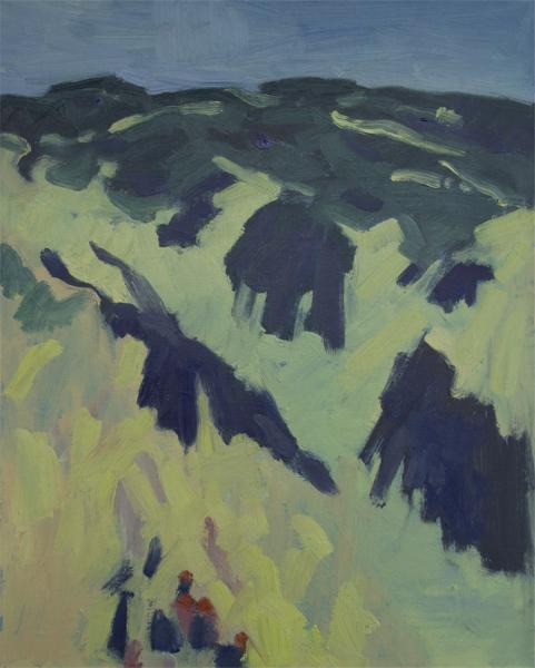 JAMES REYNOLDS, Braunton Sands I
