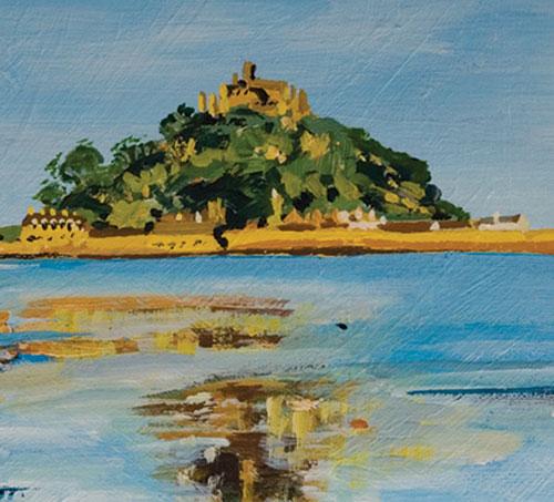 CHRIS PERRETT, Cornish Jewel