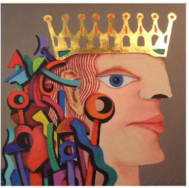 GUNTER JUNGHANS, The King
