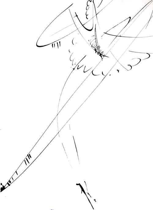 VASILE DOHOTARU, Ballerina