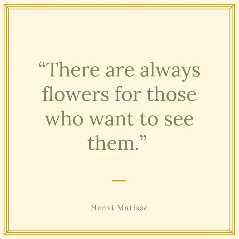 inspirational quote by quote by Henri Matisse