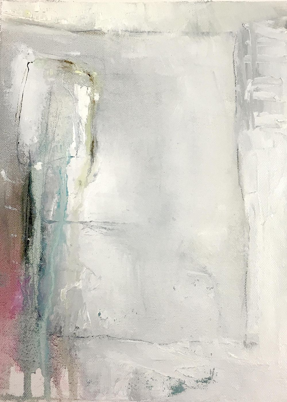 IAYSHA SALIH, Inside Out. £600.