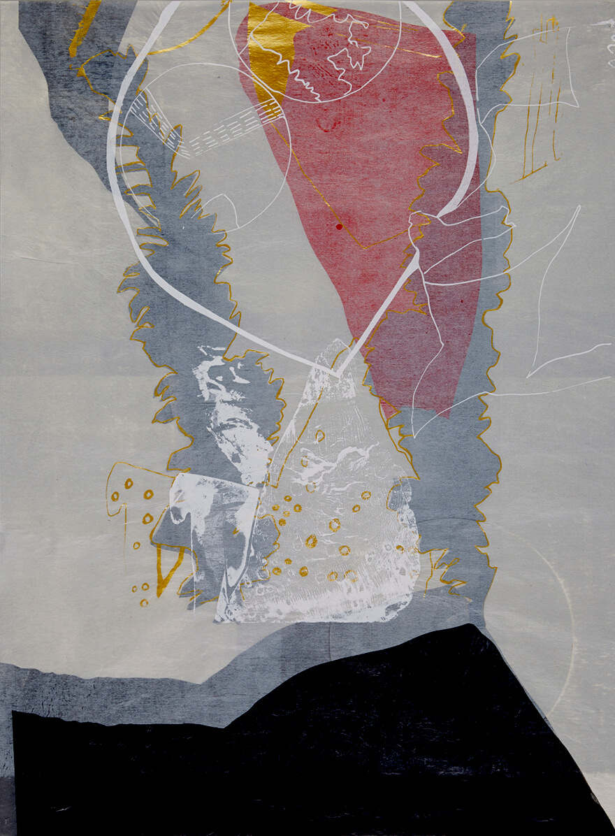 £380.One of a kind, 1/1 hand pulled fine art print.  Even If It Is Not Dawn  by Jillian Sokso