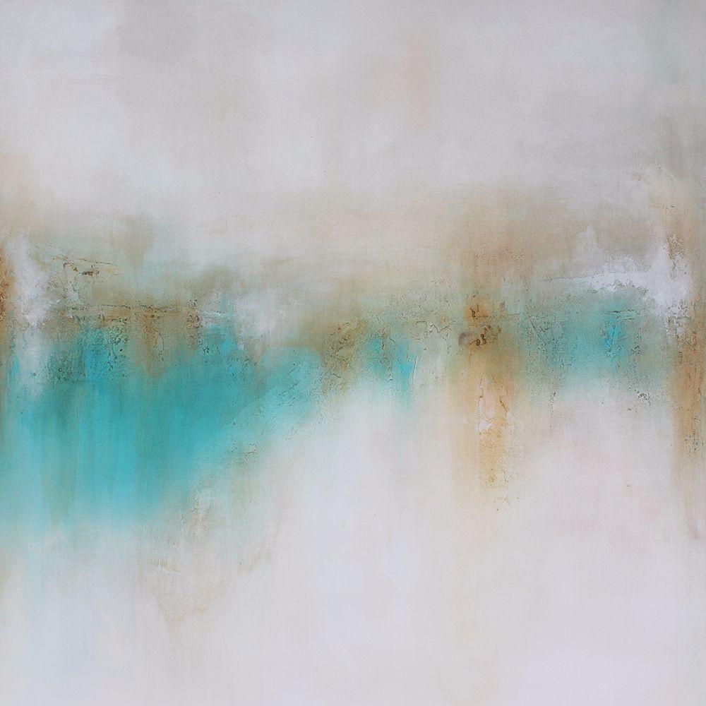 £1,100. Acrylic on canvas.  Wonderland by Karen Moehr
