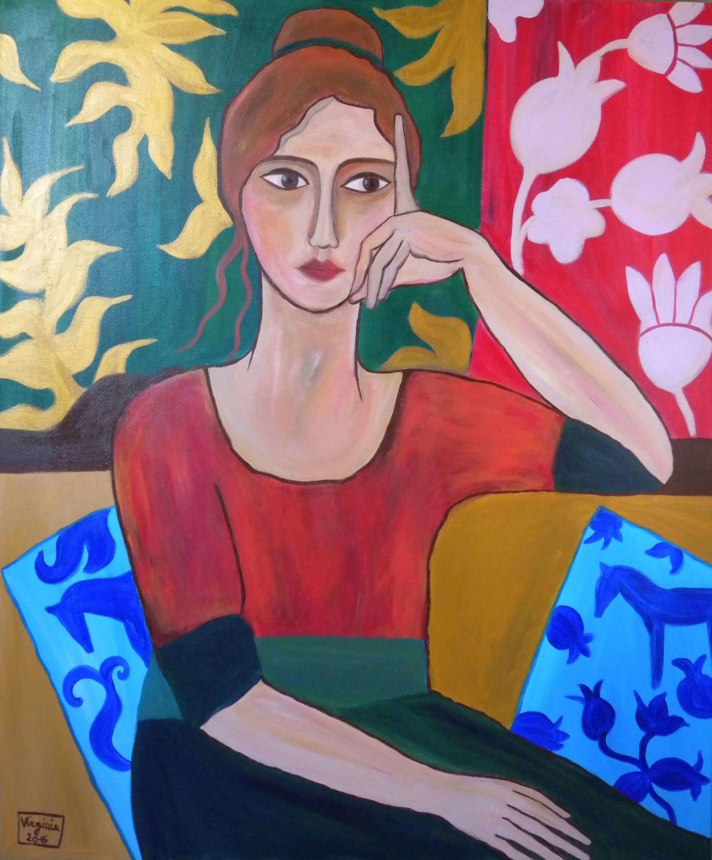VIRGINIA DI SAVERIO, Woman. £1515.