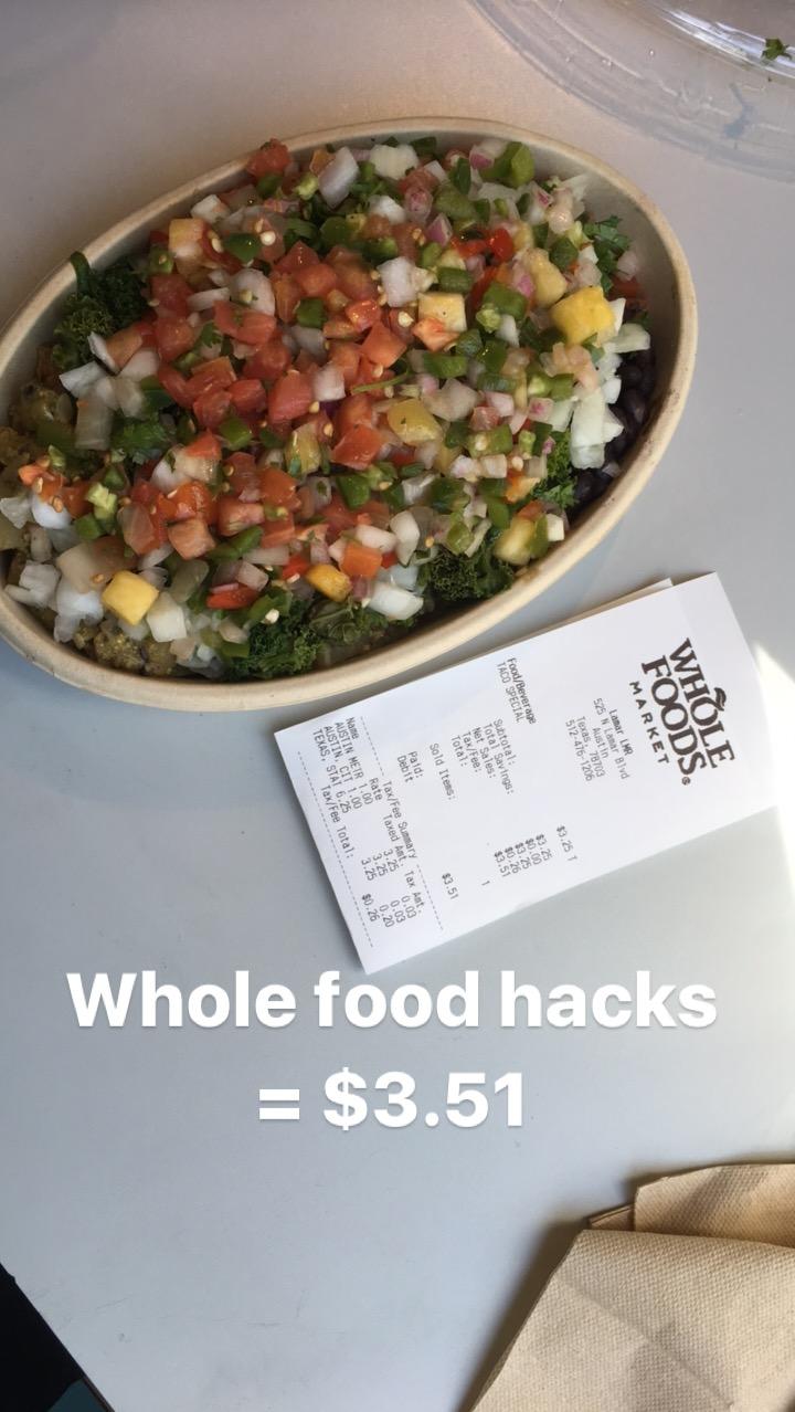 Matthew Gattozzi Whole Food Hacks