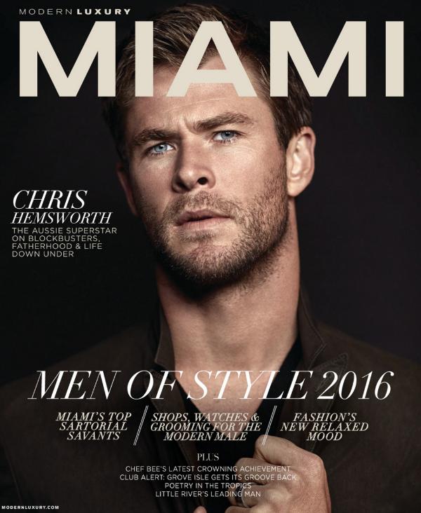 Modern Luxury MIAMI April 2016 Cover - Chris Hemsworth.png