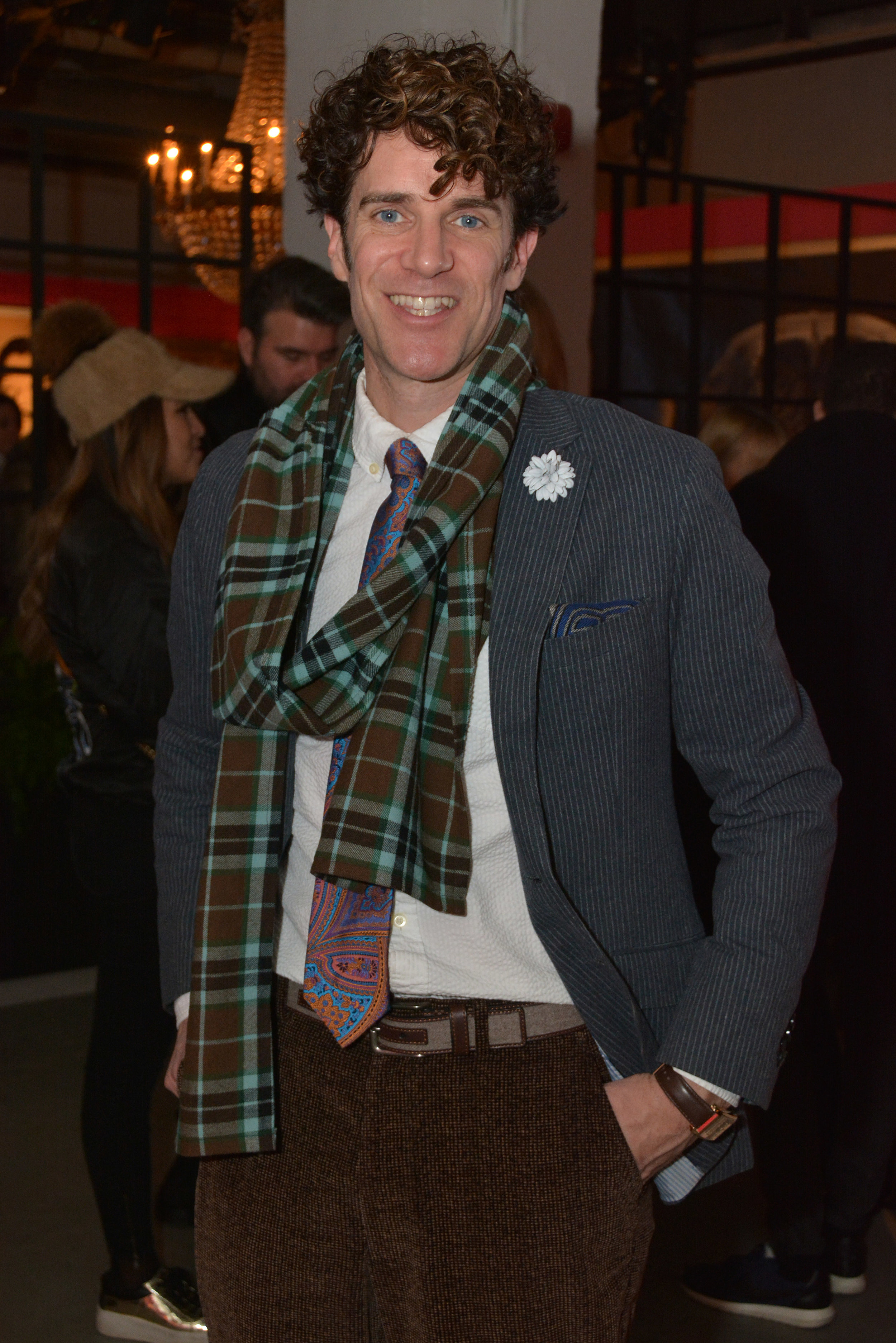 Thomas Farley attends NYFW during FW17 2.10.17 - photo by Andrew Werner.jpg
