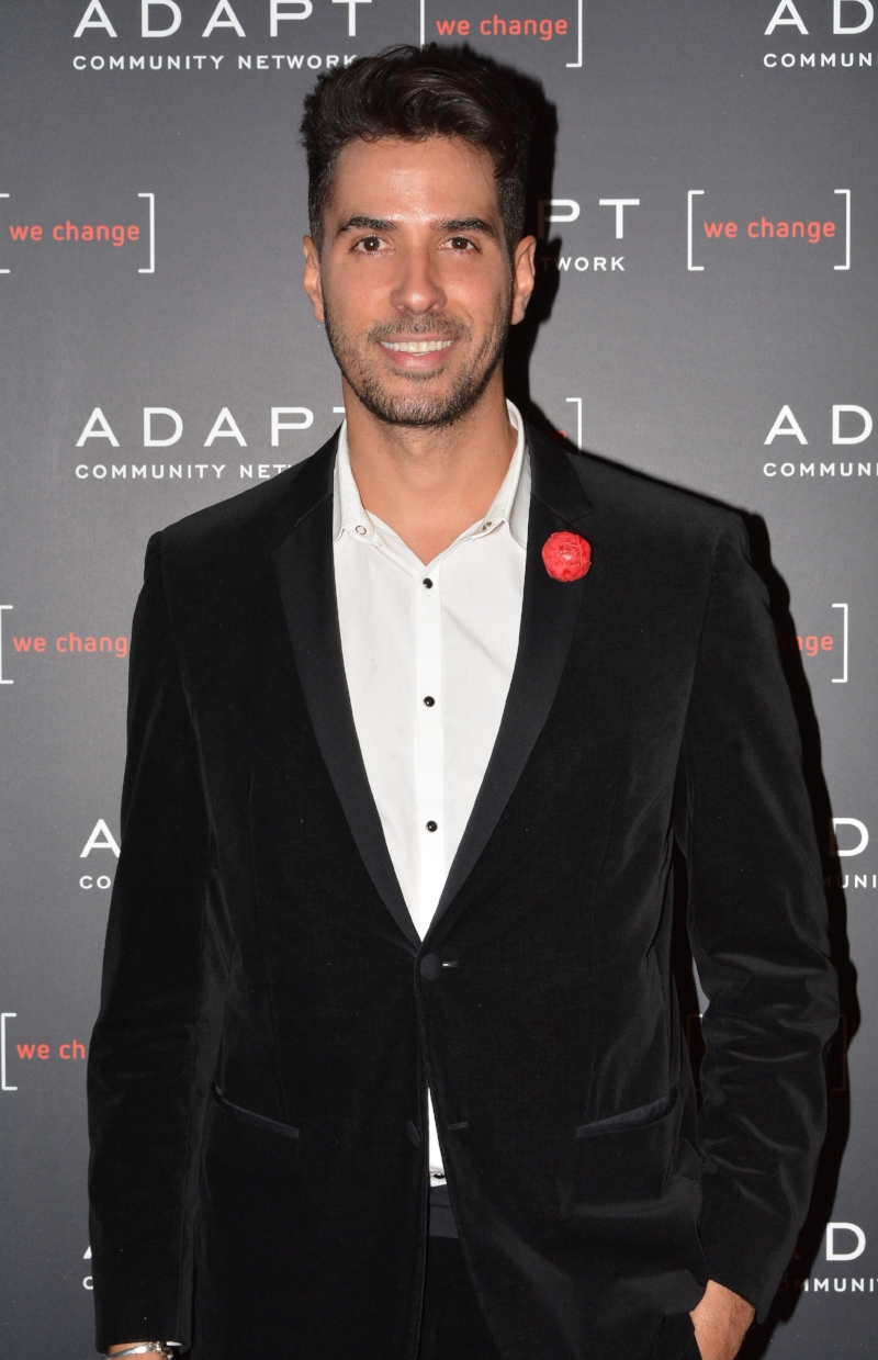 Javier Gomez attends the ADAPT 8th Annual Santa Project Party 12.6.17 - photo by Andrew Werner.jpg