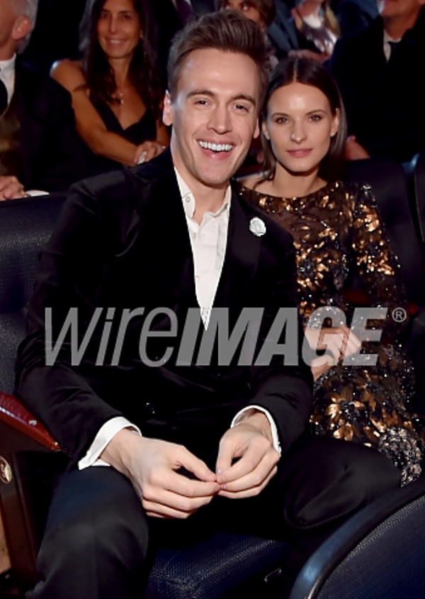 Actor Erich Bergen attends the 60th Annual GRAMMY Awards at Madison Square Garden on January 28, 2018 in New York City - photo by Kevin Mazur.png