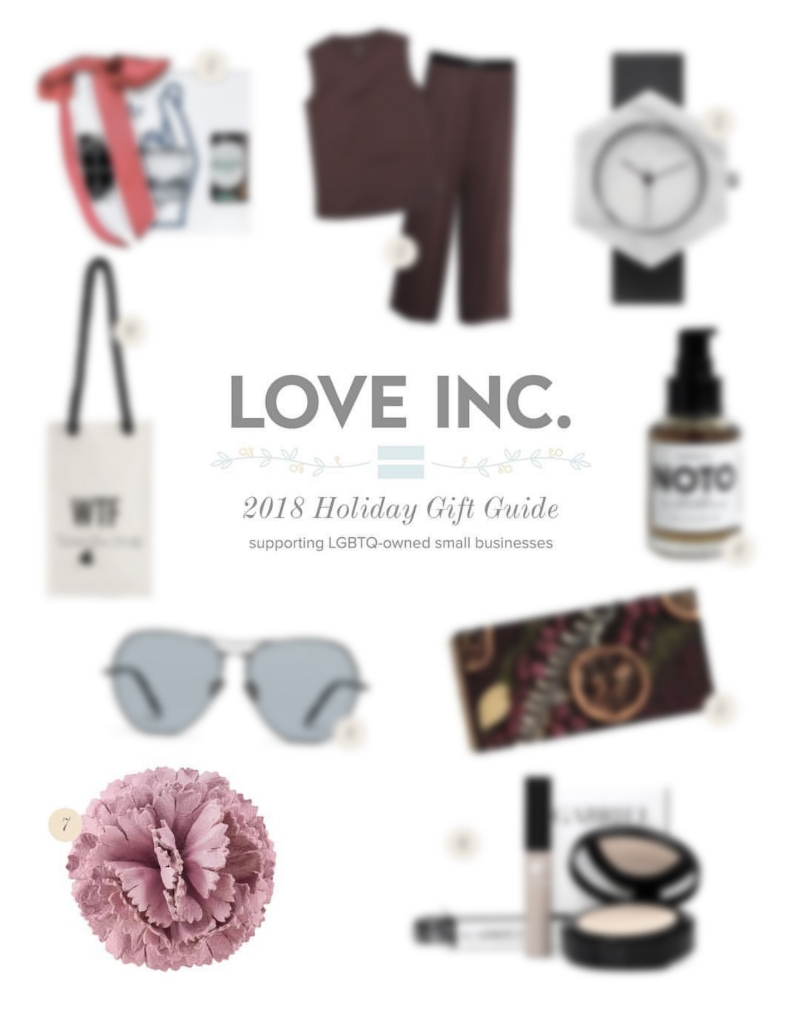 Love Inc Magazine 2018 Holiday Gift Guide featuring Fleur'd Pins Pink Leather Carnation.jpg