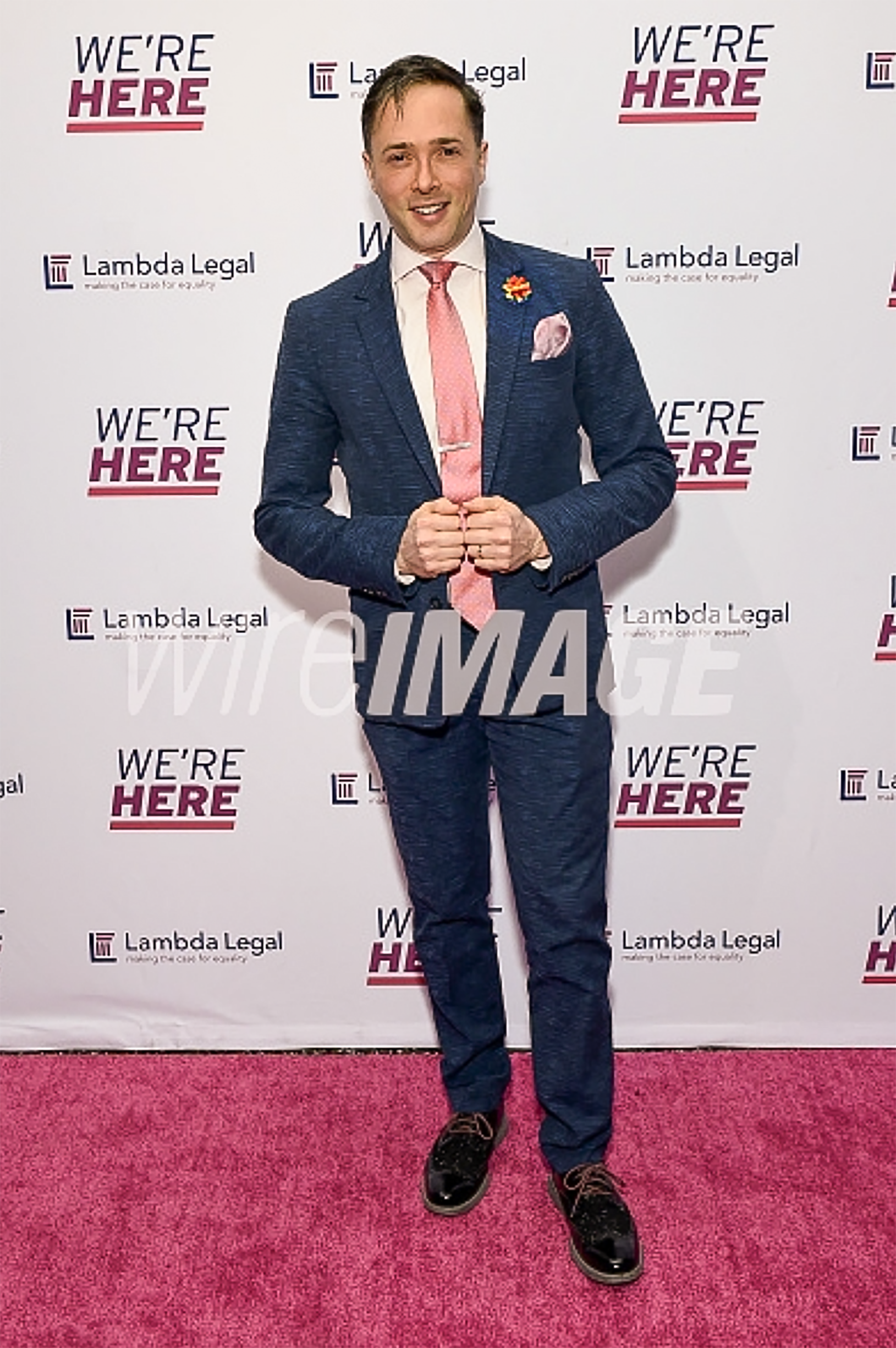 Yuval David attends as Lambda Legal hosts the 2019 National Liberty Awards honoring advocates, activists and allies in the fight for LGBT equality at Pier Sixty at Chelsea Piers on May 09, 2019.png